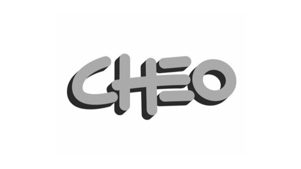 CHEO Logo Monochome