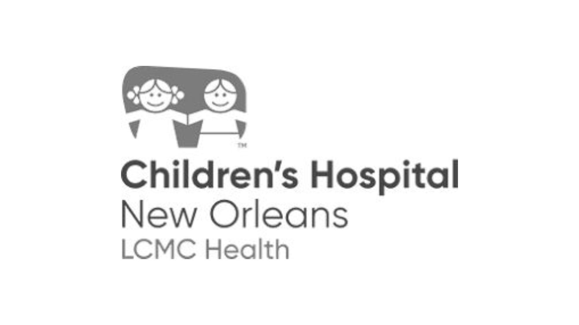 Children's Hospital - New Orleans - LCMC Health logo