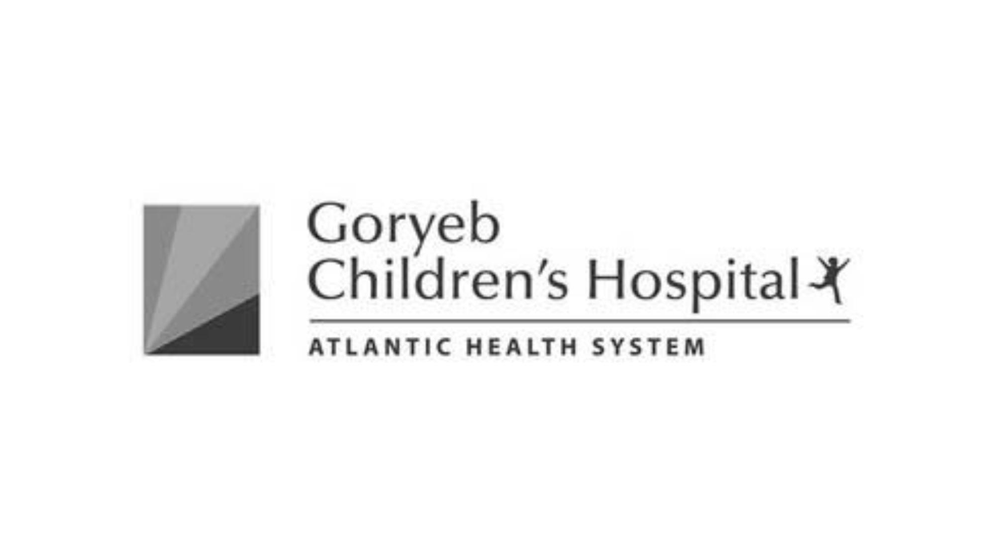 Goryeb Children's Hospital Logo