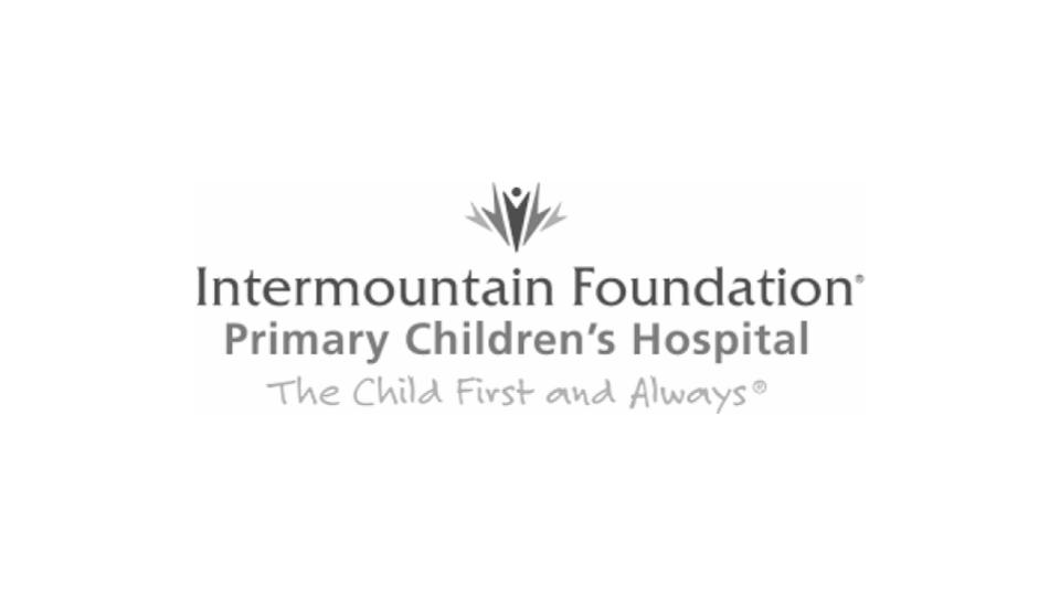 Intermountain Foundation - Primary Children's Hospital - The Child First And Always - logo