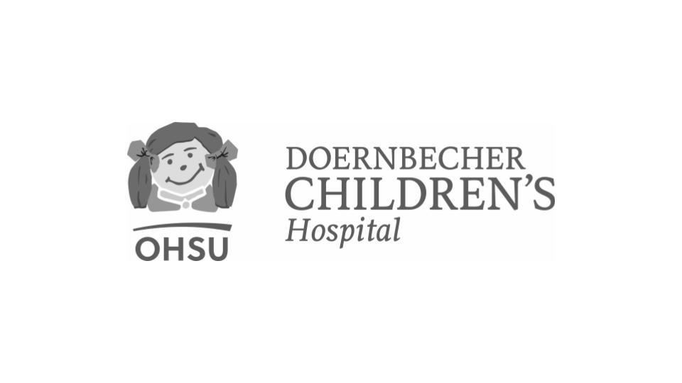 OHSU - Doernbecher Children's Hospital logo