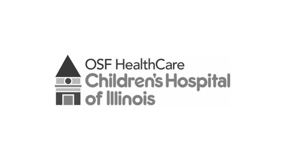 OSF HealthCare - Children's Hospital of Illinois logo