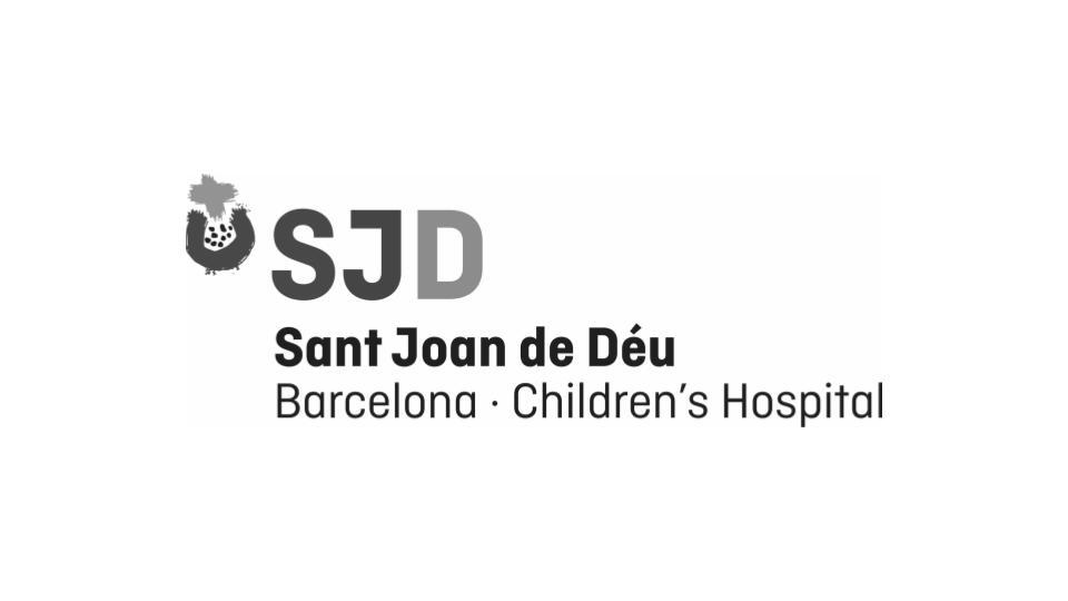 SJD - Sand Joan de Deu - Barcelona - Children's Hospital - logo