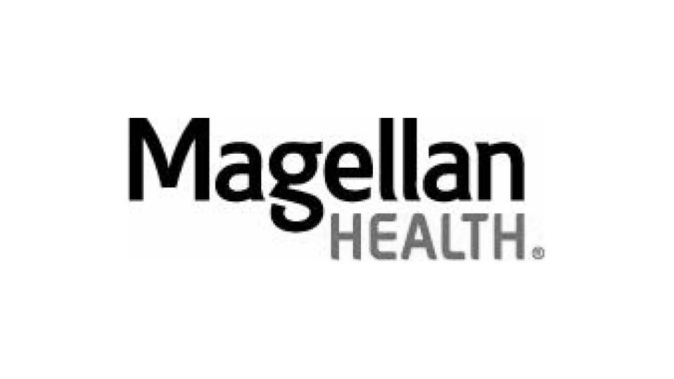 Magellan Health Logo Monochrome